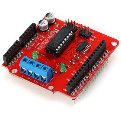 Buy MULTI-COLOR KEYES L293 1A Motor Drive Shield for $6.17 in GearBest store