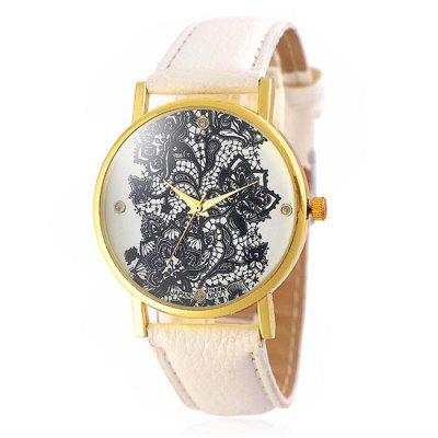 Jijia Retro Flower Women Quartz Watch with Leather BandWomens Watches<br>Jijia Retro Flower Women Quartz Watch with Leather Band<br><br>Available Color: Black,White,Red,Blue<br>Band material: Leather<br>Brand: Jijia<br>Case material: Alloy<br>Clasp type: Pin buckle<br>Display type: Analog<br>Movement type: Quartz watch<br>Package Contents: 1 x Jijia Watch, 1 x Jijia Watch<br>Package size (L x W x H): 25 x 4.8 x 2 cm / 9.83 x 1.89 x 0.79 inches, 25 x 4.8 x 2 cm / 9.83 x 1.89 x 0.79 inches<br>Package weight: 0.08 kg, 0.08 kg<br>Product size (L x W x H): 24 x 3.8 x 1 cm / 9.43 x 1.49 x 0.39 inches, 24 x 3.8 x 1 cm / 9.43 x 1.49 x 0.39 inches<br>Product weight: 0.030 kg, 0.030 kg<br>Shape of the dial: Round<br>Style: Retro<br>The band width: 2.0 cm / 0.79 inches, 2.0 cm / 0.79 inches<br>The dial diameter: 3.8 cm / 1.49 inches<br>The dial thickness: 1.0 cm / 0.39 inches<br>Watches categories: Unisex table