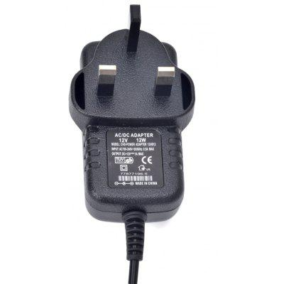 CHD - POWER 12V 1A Power Supply Adapter