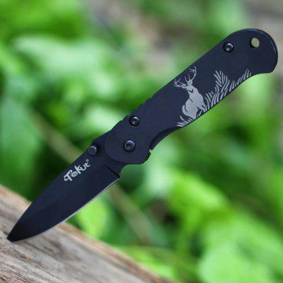 Tekut LK4105 Portable Folding Knife