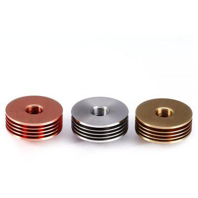 3pcs 510 Finned Heat Sink Adaptor for Atomizers