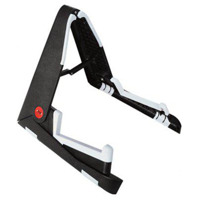 AROMA AGS - 01 Folding Stand for Almost All Sizes Acoustic Guitars Folk / Jazz / Bass
