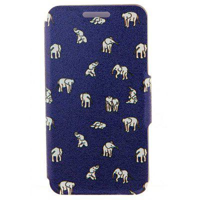 Indian Elephants Design Cover Case