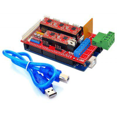 4 in 1 3D Printer Controller Kit