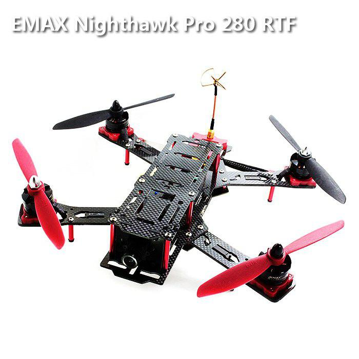 EMAX Nighthawk Pro 280 RTF Mixed Quadcopter with Camera Transmitter