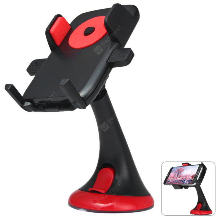 12HD68 Car Holder Cellphone Mount Suction for iPhone 8
