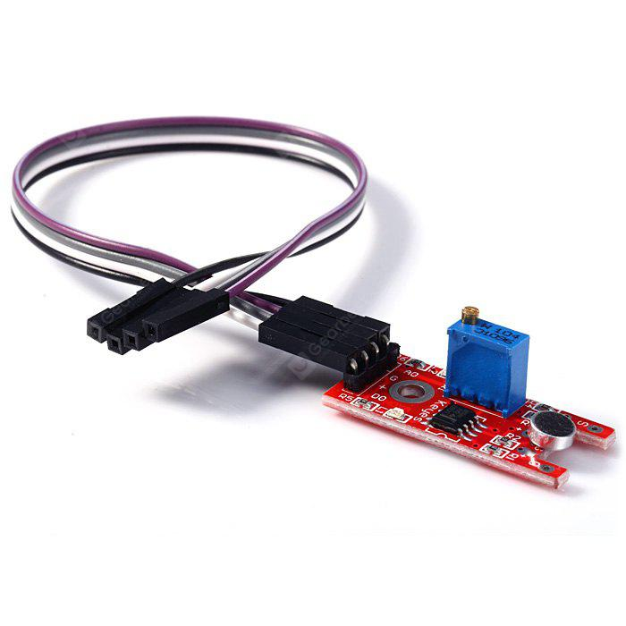 KEYES Microphone Sound Sensor Module RED