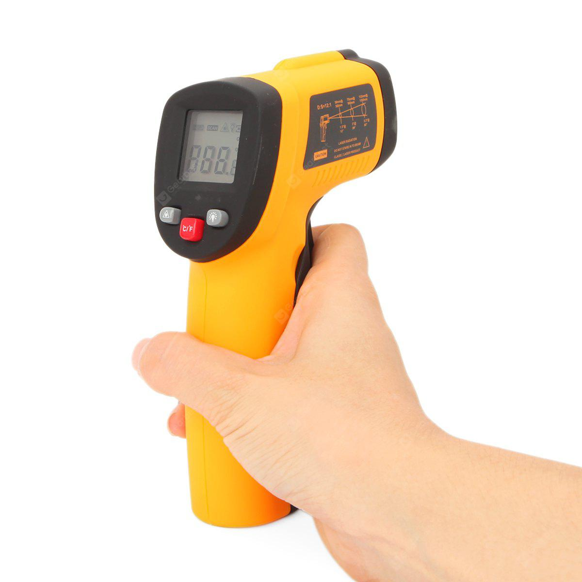 GM550 Digital Non-contact IR Thermometer - $22.67 Free Shipping ...