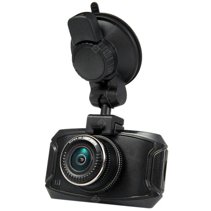 Dome G90 - 7S GS90C 2.7 inch 16.0MP Resolution H.264 1296P Super HD Car DVR with GPS Charger