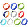 10pcs Non - skid Mod Silicone Ring Electronic Cigarette Silicon Vape Ring for Mechanical Mod - RANDOM COLOR