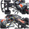 HG P601 6WD RC Crawler RTR Climbing Car - AS THE PICTURE