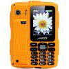 A8000 Quad Band Unlocked Phone - JAUNE