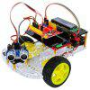 RT0008 Ultrasonic Smart Car Kit deal