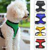 Pets Collar Leads Chest Harness - GREEN