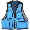 Men Outdoor Multi-pocket Waistcoat deal