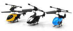 QS QS5013 2.5 Channel RC Helicopter with Gyroscope Infrared Function - RANDOM COLOR