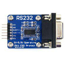 WaveShare RS232 Serial Port to TTL Converter Communication Module