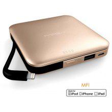 MIPOW SPL09 MFI 9000mAh Mobile Power Bank for iPhone 8