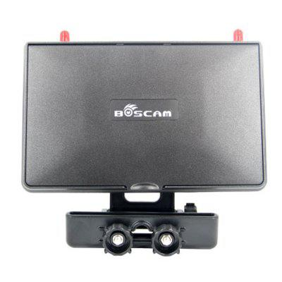 BOSCAM RD2 7 Inch 800 x 480 HD FPV Monitor for Remote Control Plane 5.8G 32 Channels Video Receiver