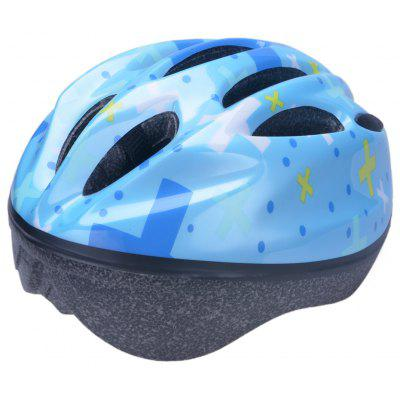 10 Vents Integrally Molded Cycling Helmet for Kids
