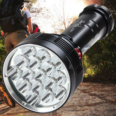 Sky Ray S88 16 x XML LED Police Flashlight