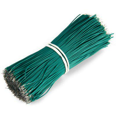 1000PCS DIY Double-head Soldering Tin Wire Set for Circuit Board / Electronic Device etc.