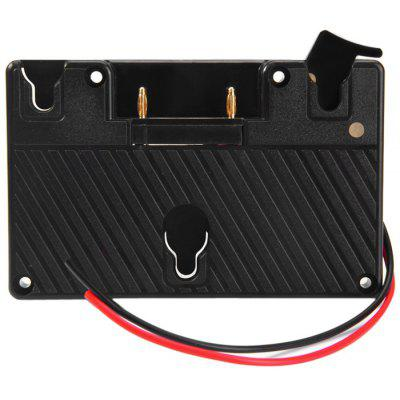 Camera Battery Adapter Plate