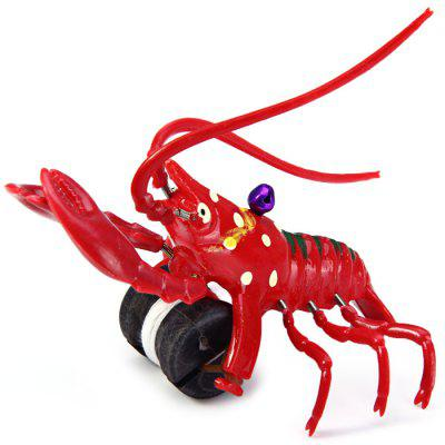 Lobster Style Pulling String Animal