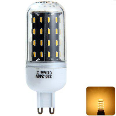 BRELONG G9 9.6W SMD 4014 LED Corn Bulb