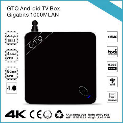 Beelink GTQ TV Box 1000M Metal Shell