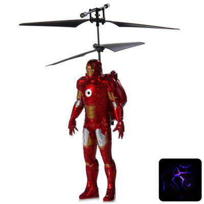 CX - 24G Hand Induction Iron Man Helicopter