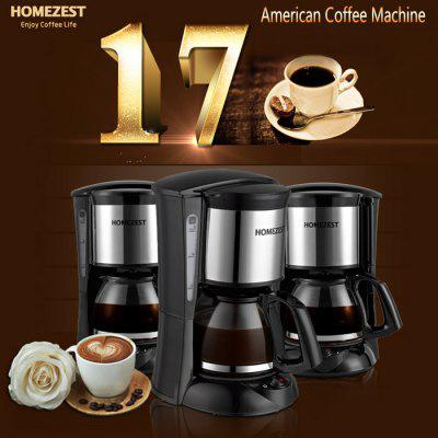 HOMEZEST CM - 323 Automatic Coffee Machine 0.65L