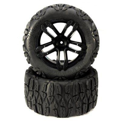 Extra Spare HG - CL01 Tire for HG P401 RC Car - 2Pcs