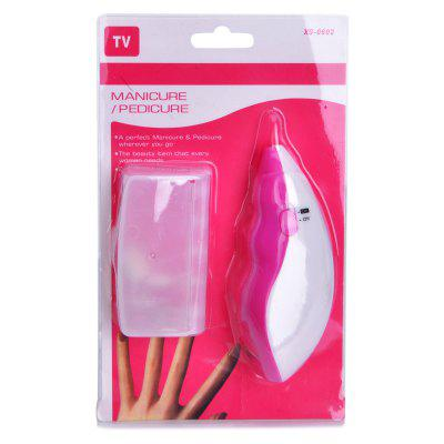 XS - 0602 Nail File Polish Kit