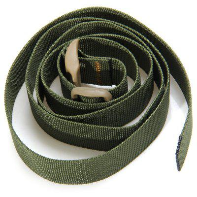 EDCGEAR Tactical 130cm Nylon Adjustable Outdoor Belt