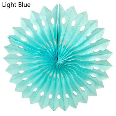 Colorful 7.5 inch DIY Paper Flower Ball