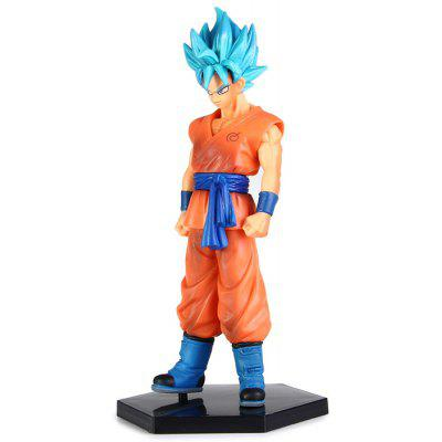 Dragon Ball Kakarotto Figure with Base Set