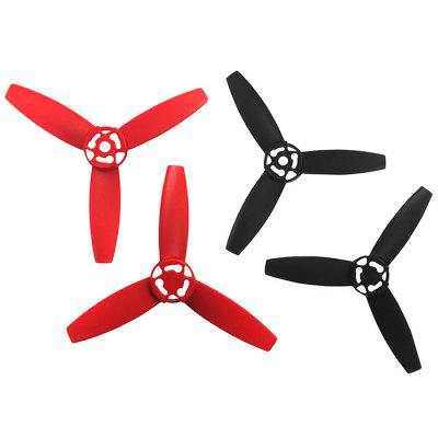 Extra Spare Blade / Propeller for Bebop Drone 3.0 Remote Control Quadcopter - 4Pcs