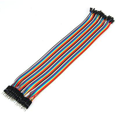 Dupont Male to Female Jumper Wire 40PCS