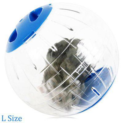 Crystal Transparent Hamster Running Ball