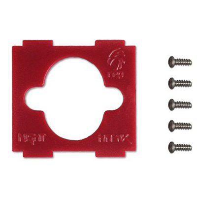 1Pc Camera Canted Mount + 5Pcs Screw Spare Part for EMAX Nighthawk Pro 280 Quadcopter EMX - MR - 1564