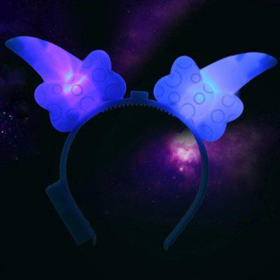 Luminous Sheep Horn Head Band