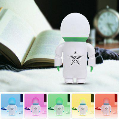 Astronauts Emotional Stereo Lamp Touch Sensor