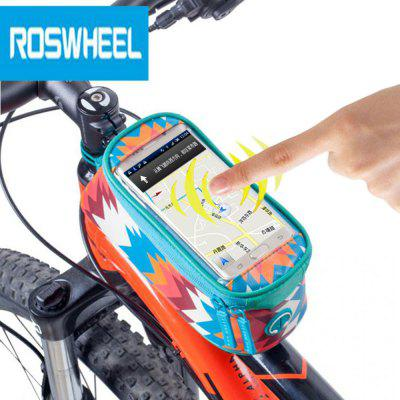 Roswheel Bicycle Handlebar Phone Bag
