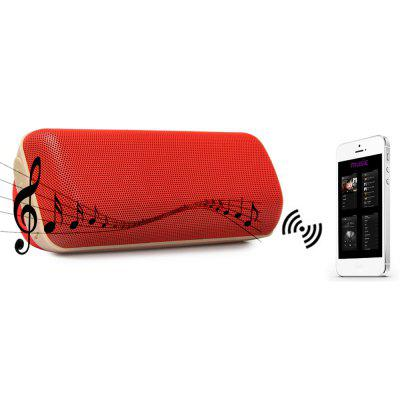 F9 Stereo Wireless Bluetooth Speaker Portable