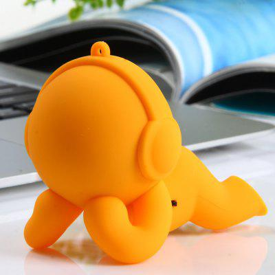 WY04 Music Baby Mini Desktop Speaker