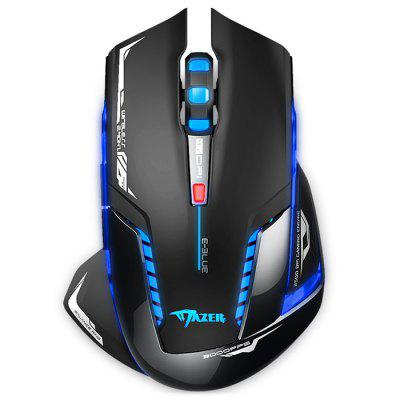 E - 3LUE EMS601 Wireless LED Flashing Optical Gaming Mouse