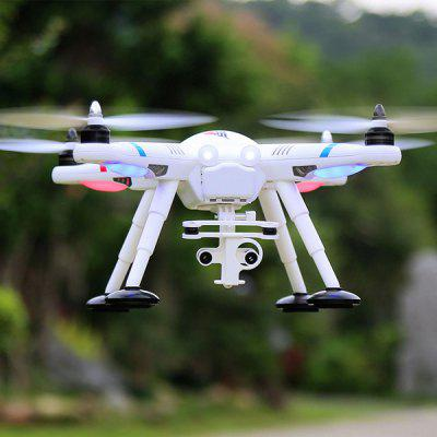 Top Sale WLtoys V303 Auto Pathfinder FPV RC Quadcopter with GPS + Camera Mount  ( No Camera ) - US Plug