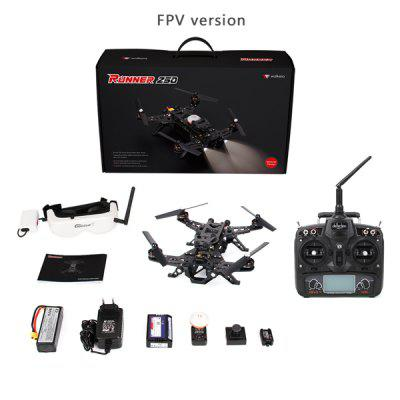 Walkera Upgraded Runner 250 FPV Quadcopter - FPV Version Package от GearBest.com INT