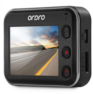 ORDRO Q505W WiFi Car DVR Dash Cam